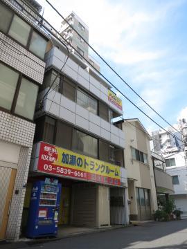 【マンスリー浅草(Aタイプ)】☆新規オープン☆広々26㎡☆width='95'
