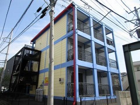 【マンスリー新横浜(Aタイプ】賃20%OFF!!先着順!!width='95'